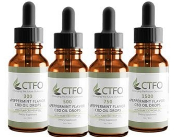 CBD Oil Drops Full Spectrum