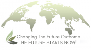 Showing a world image as Changing the Future Outcome is expanding worldwide