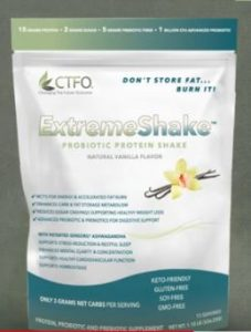 Extreme Shake by CTFO - Original Packaging