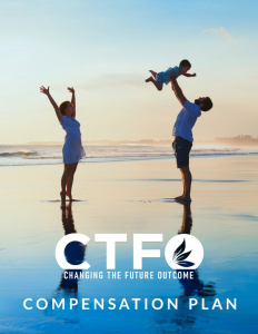CTFO Associate Compensation Plan