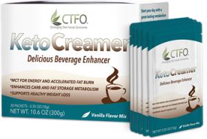Keto Creamer by CTFO