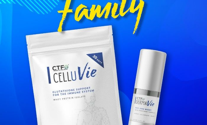 Celluvie and DermaVie