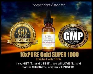 Gold Super 1000 10xPure