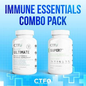 CTFO Immune System Boosting Product Pack