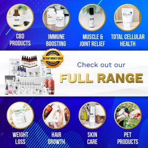 Full Range CTFO Products