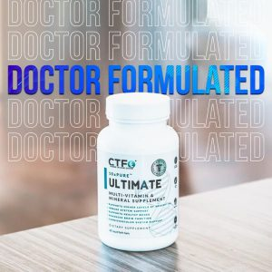Doctor Formulated 10xPure Ultimate Vitamin