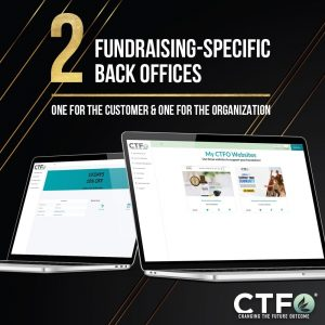 Picture of Fundraising Specific Back Offices