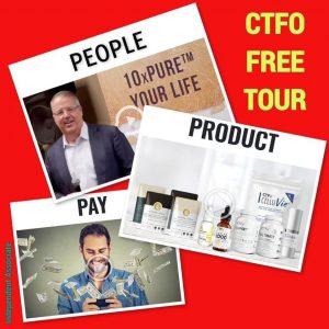 Showcases our free tour site